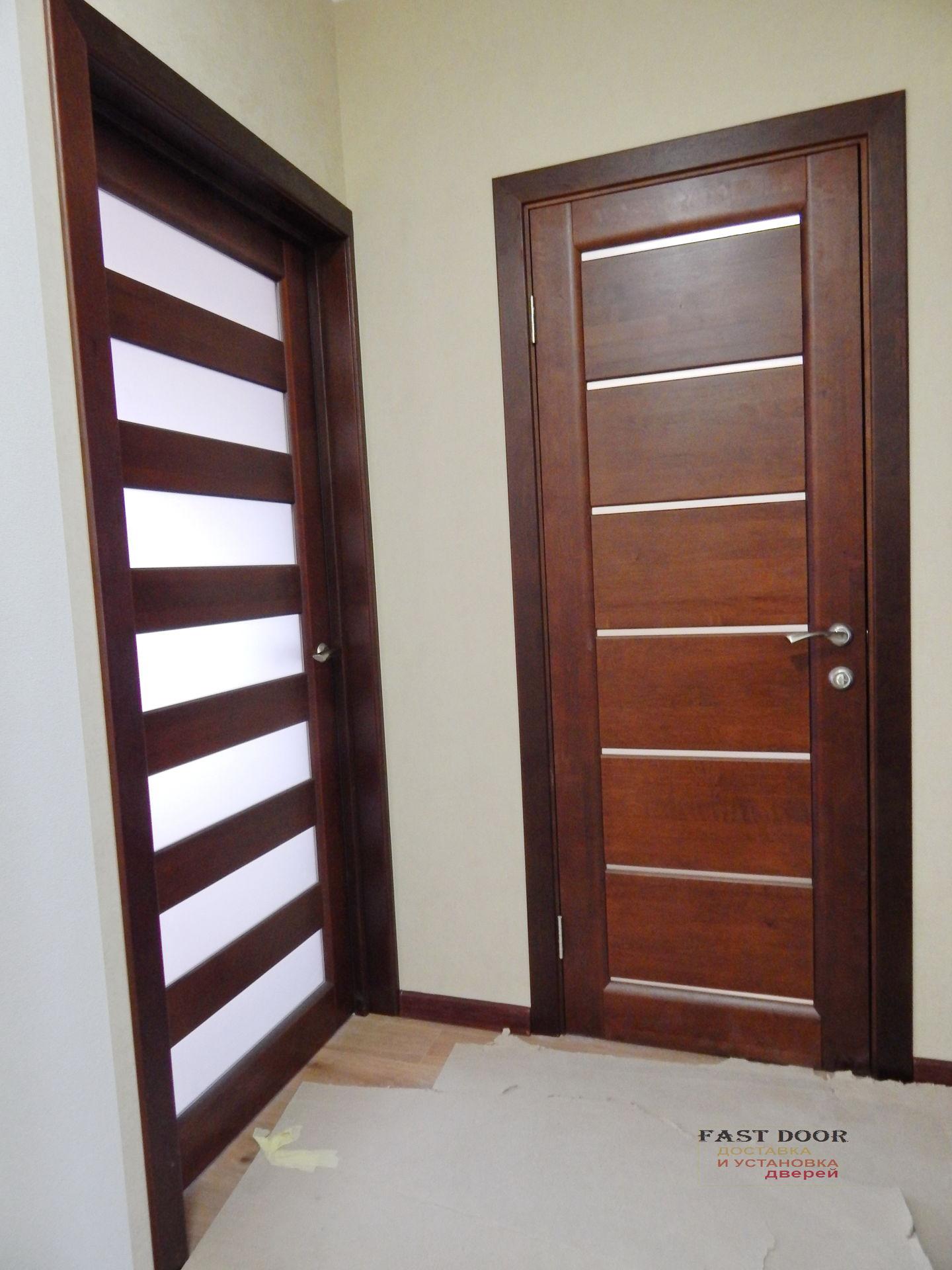 Двери ока фото в интерьере