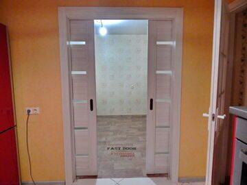 Раздвижные двери фото (27)