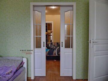 Раздвижные двери фото (9)