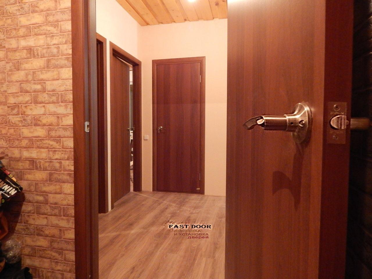 Фото наших работ по установке дверей. фотогалерея..
