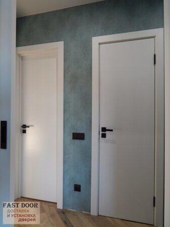Белые двери под заказ недорого